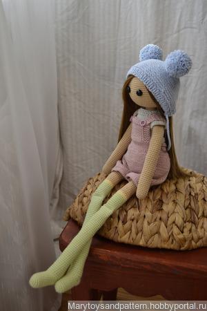 Мастер класс по вязанию крючком куклы тильда ручной работы на заказ