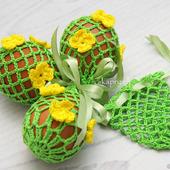 Чехлы, мешочки для пасхальных яиц