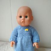 Платье для пупса или куклы
