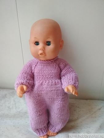 Комбинезон для пупса или куклы ручной работы на заказ