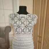 "Ажурное платье ""Березка 2"""
