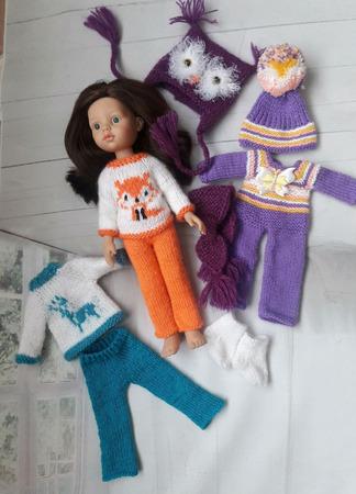 Набор одежды для Паола Рейна ручной работы на заказ