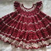 Платье Вишневый сад
