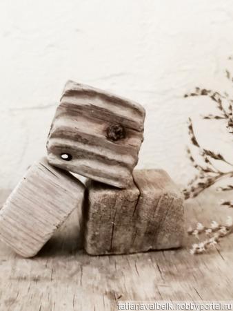 """Дерево морское """"Кубики"""" дрифтвуд ручной работы на заказ"""