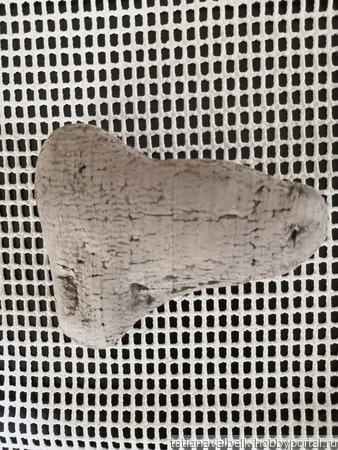 """Арт-объект """"Топор деревянный"""" дрифтвуд ручной работы на заказ"""