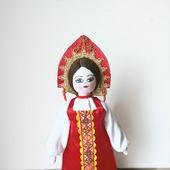 "Кукла ""Марьюшка"" в русском костюме"
