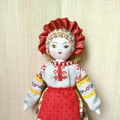 Кукла Серафима в костюме Орловской губернии