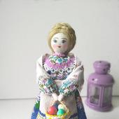 Кукла пасхальная
