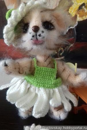 Тигрушка Лиленька ручной работы на заказ
