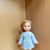 Платье -туника для куклы