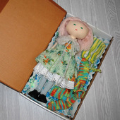 Куклы Элис. Травинка (2).