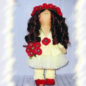 Кукла интерьерная Маковка