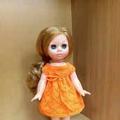 Платье для куклы 32-35 см