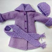 Комплект из трех предметов для куклы Барби