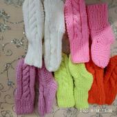 Носочки для новорожденного ребенка