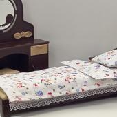 """Комплект постельного белья """"Огонек-2""""для куклы"""