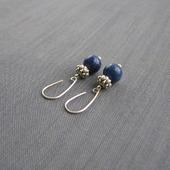 """Серьги """"Lazuli"""" с лазуритом"""