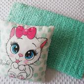 фото: подушка в подарок