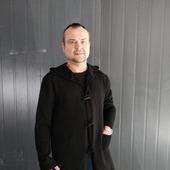 Кардиган-пальто мужское