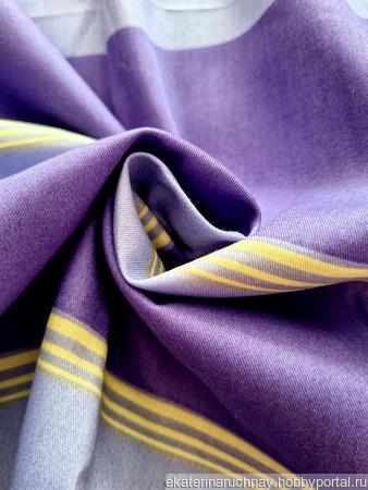Ткань для пошива постельного белья, сатин ручной работы на заказ