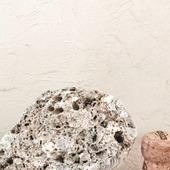 Морской камень пористый для декора фотосессий