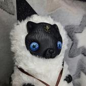 Cat котобенн оберег Бенжи