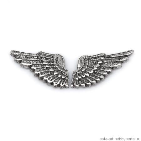 Штампинг Крылья ручной работы на заказ