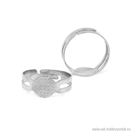 Основа для кольца ручной работы на заказ