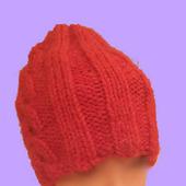 фото: теплая шапка