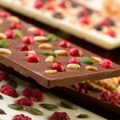Шоколад ручной работы