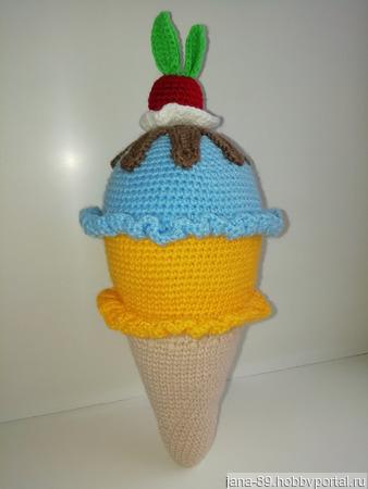 Мороженое ручной работы на заказ
