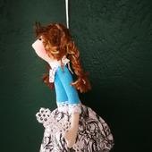 Кукла тильда. Девчонки
