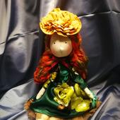 Кукла игровая, текстильная