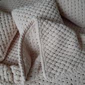 Комплект плед и подушка
