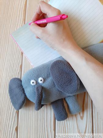 Слон Олаф ручной работы на заказ