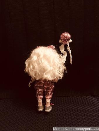 Кукла Мармеладка ручной работы на заказ