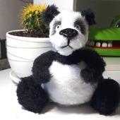 """Мастер-класс: """"Панда Боб"""""""