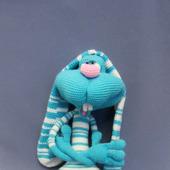 Мягкая игрушка Кекс,чумовой заяц