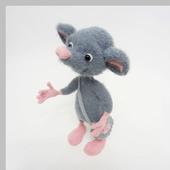 Мягкая игрушка Крысик