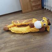 Коврик-игрушка жирафик Веня