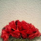 Ваза розы