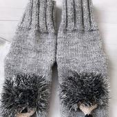 фото: носочки вязаные