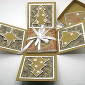 Волшебная зимняя коробочка