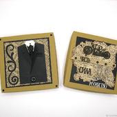 Подарки на 23 февраля: коробочки для денег
