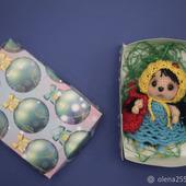 Амигуруми куклы и игрушки: Ежиха Маня