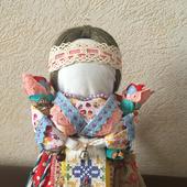 Кукла оберег « Двойная прибыль»