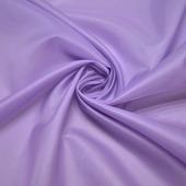 Ткань подкладочная однотонная сиреневого цвета