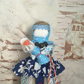 Кукла оберег «Мамушка»
