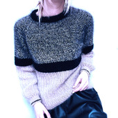Нежнейший свитер из ангоры и кид-мохера на шелке
