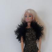 Вечернее платье для Барби